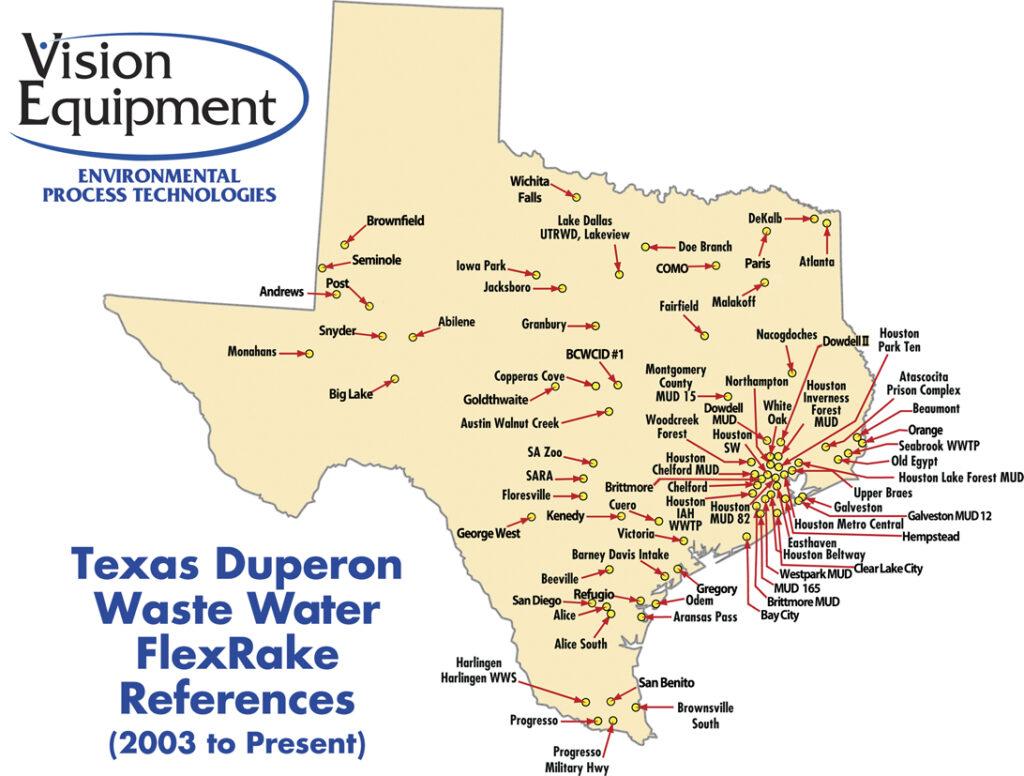Duperon Map